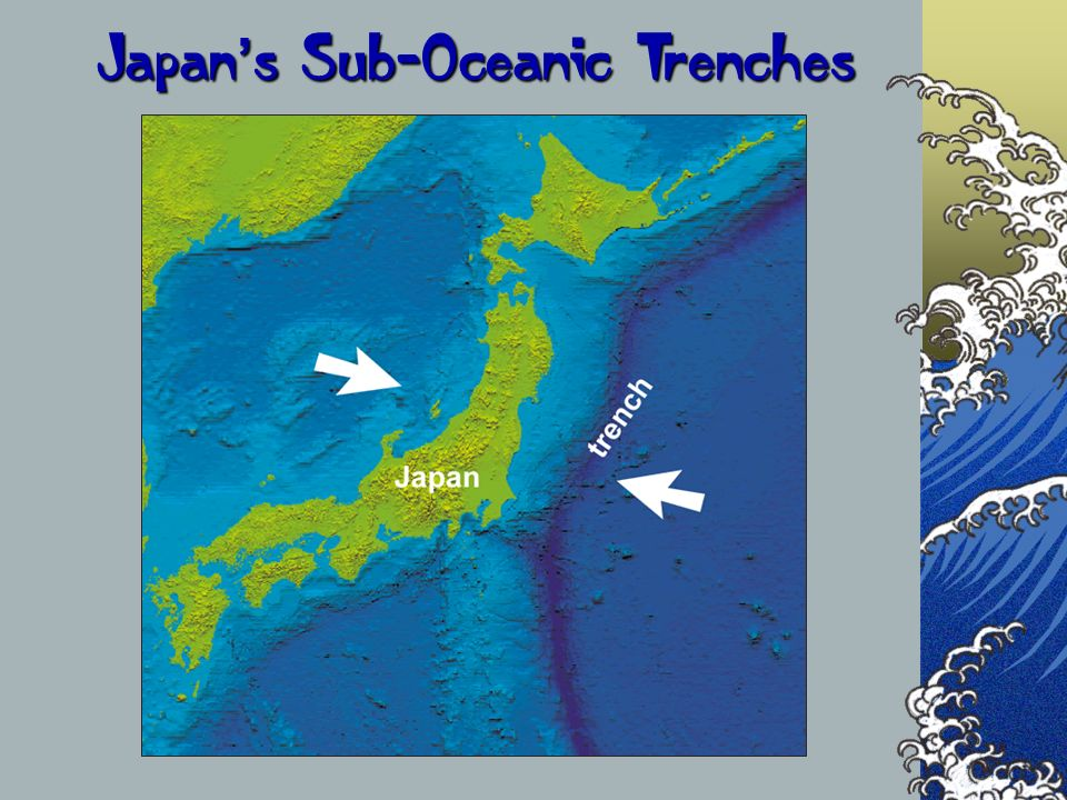Japan s Sub-Oceanic Trenches