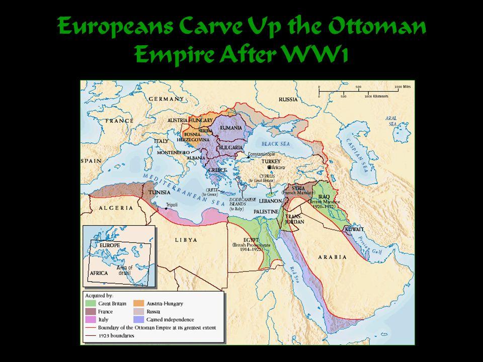 World War I Alliances: 1914-1918