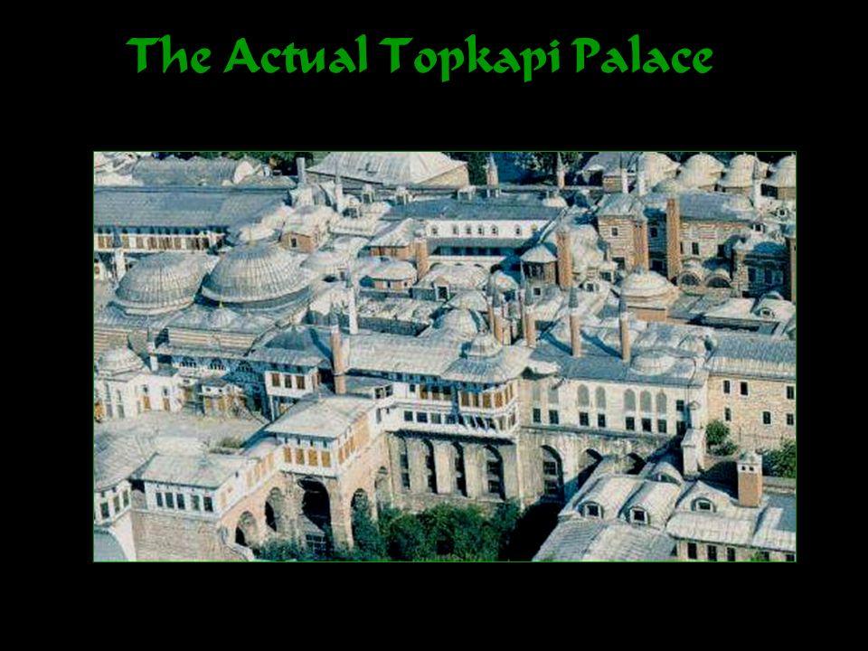 Topkapi Palace Model