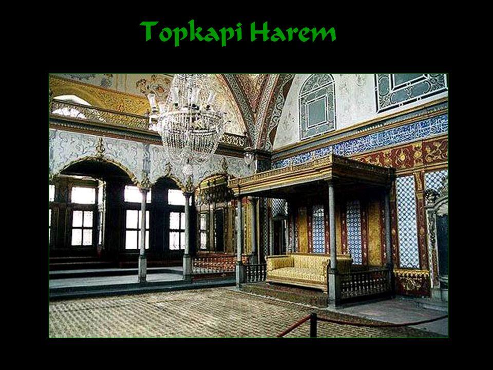 The Actual Topkapi Palace