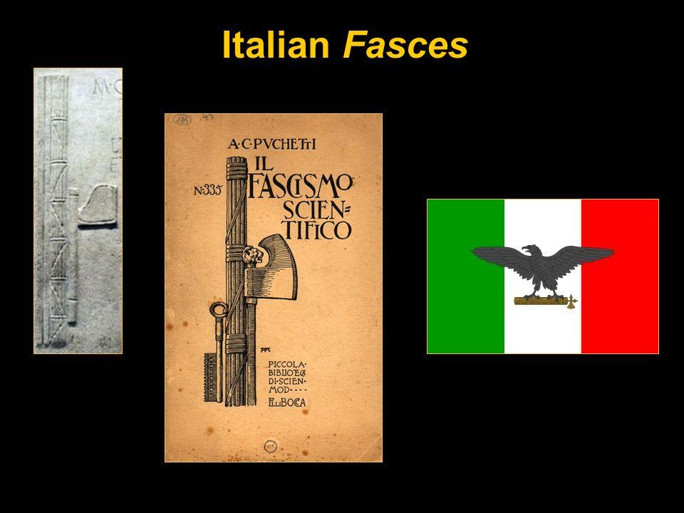 Italian Fasces