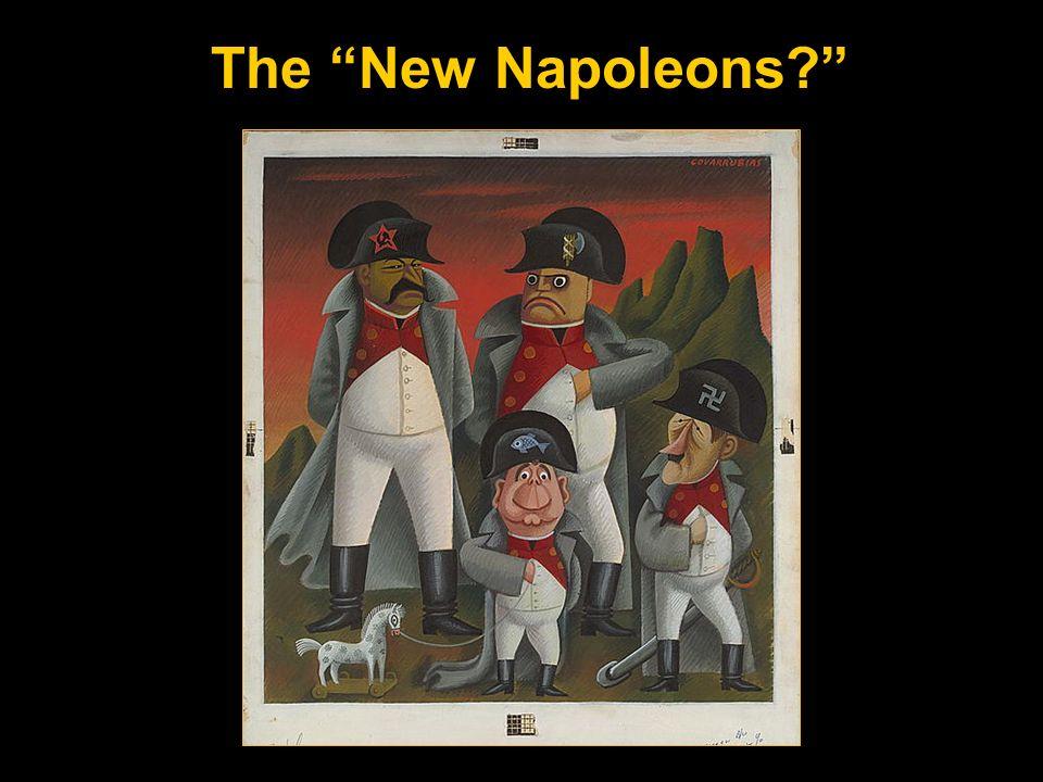 The New Napoleons?