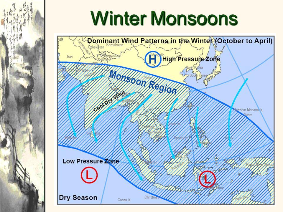 Winter Monsoons