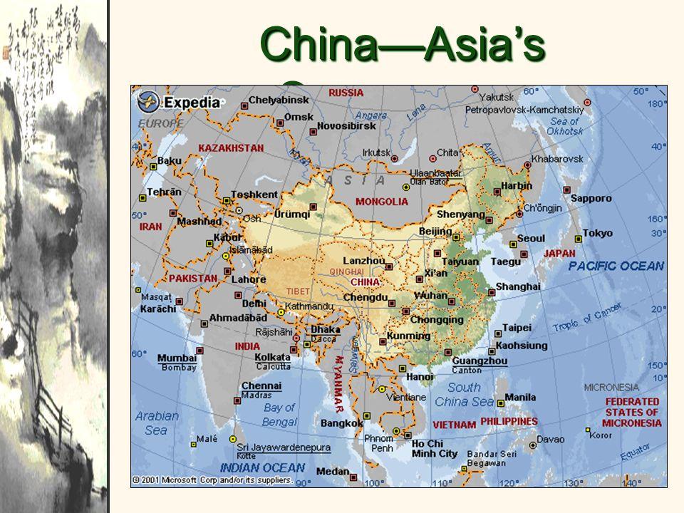 ChinaAsias Superpower