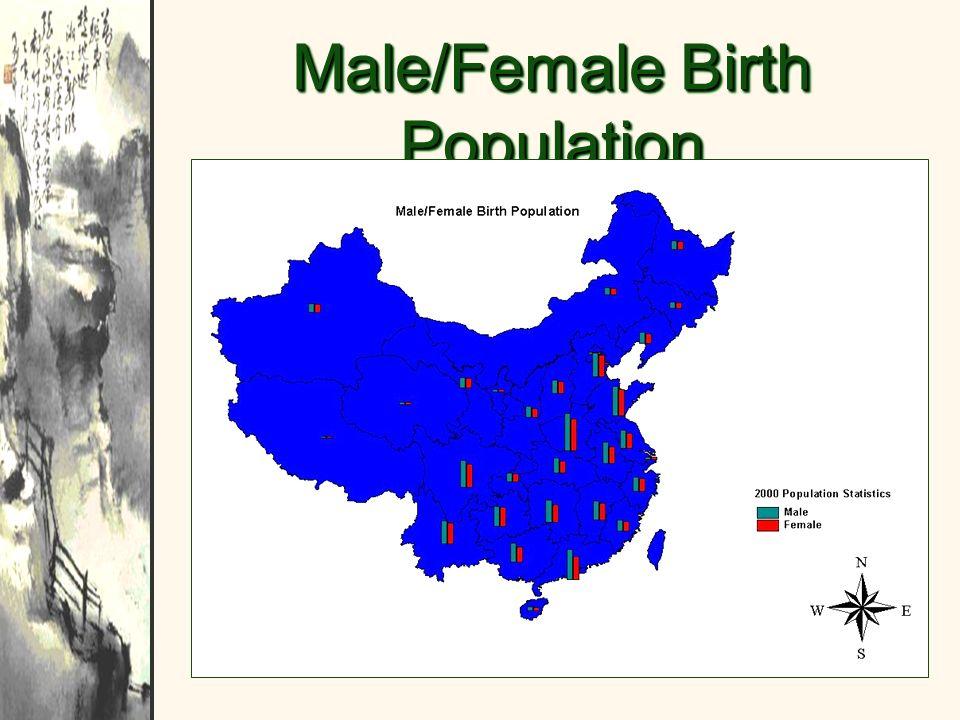 Male/Female Birth Population