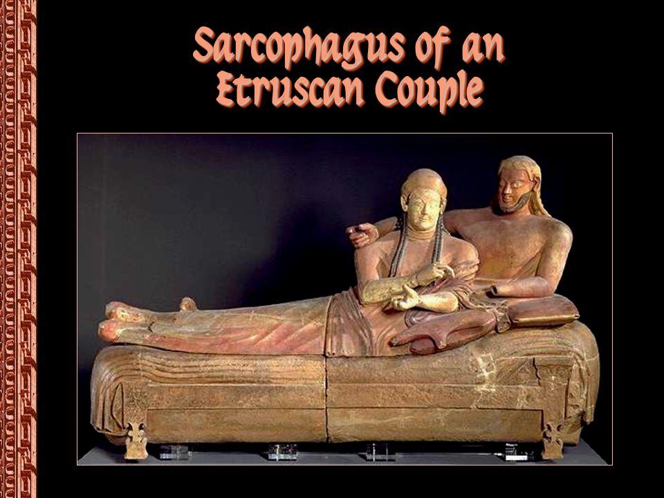 Sarcophagus of an Etruscan Couple