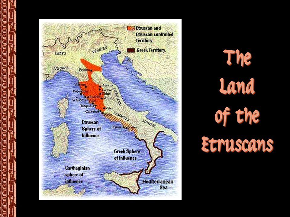 Etruscan Jars & Vases