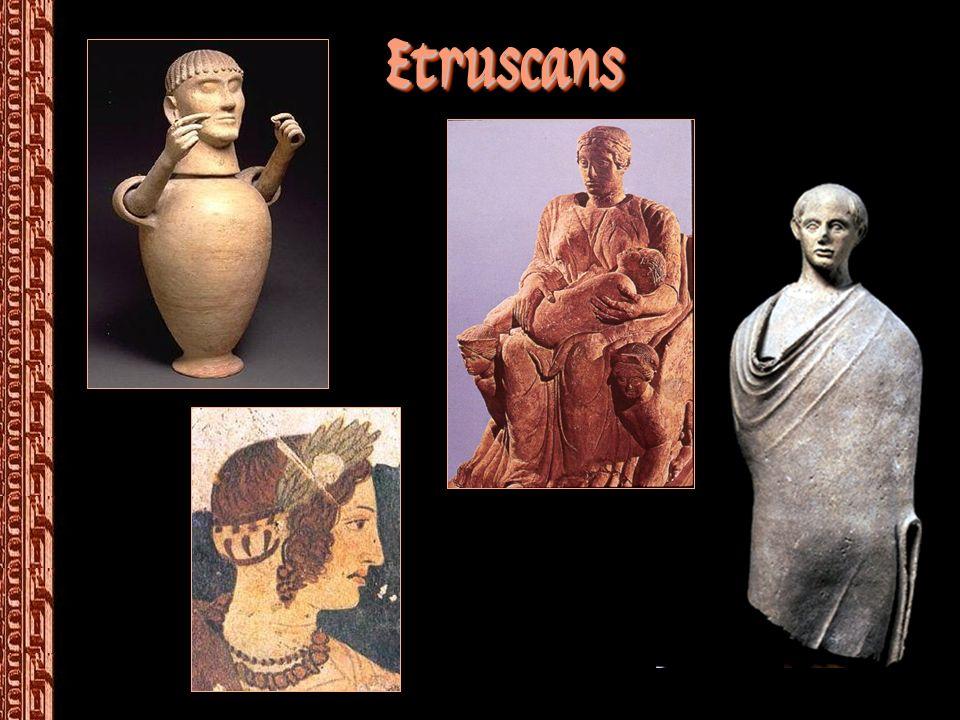Etruscan Bronzes