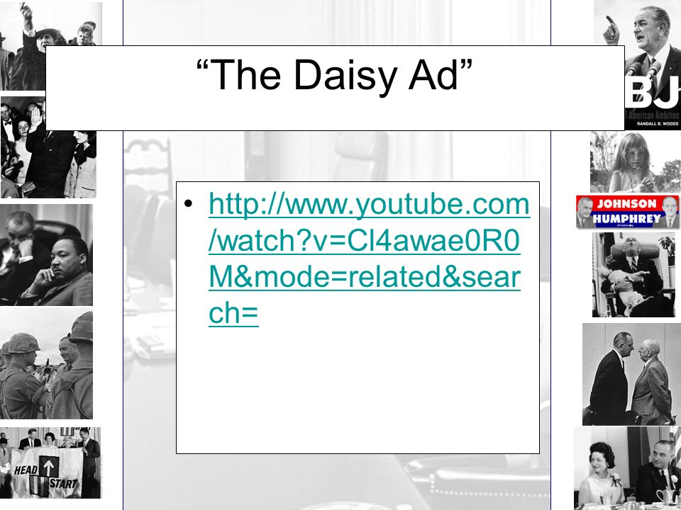 The Daisy Ad
