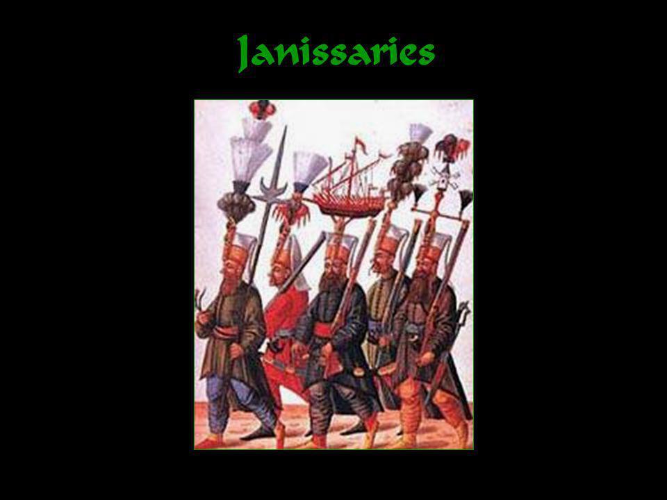 Janissaries