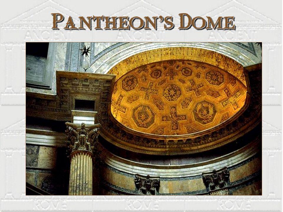 Pantheon s Dome