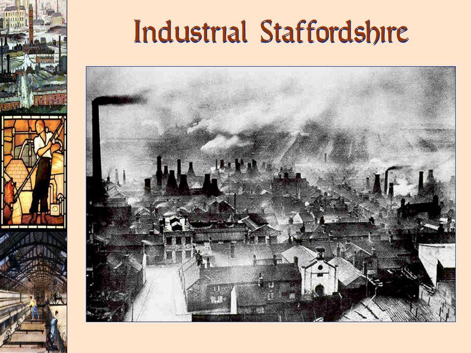 Industrial Staffordshire