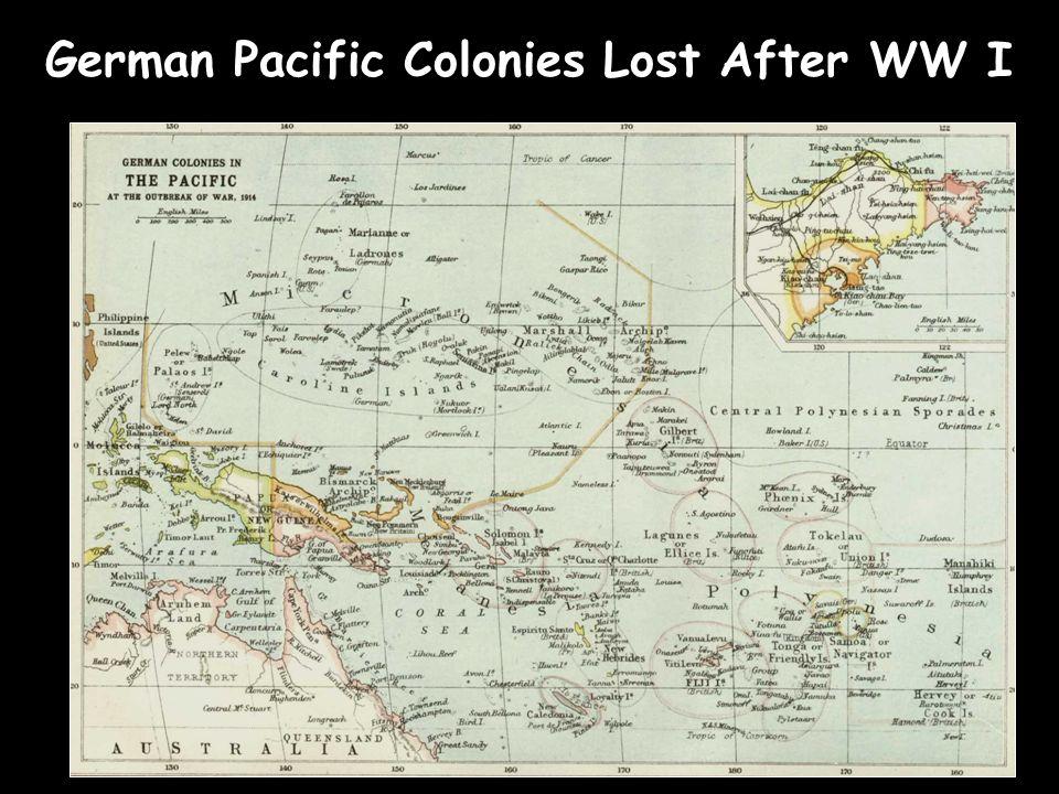 German Territorial Losses: 1919-1921