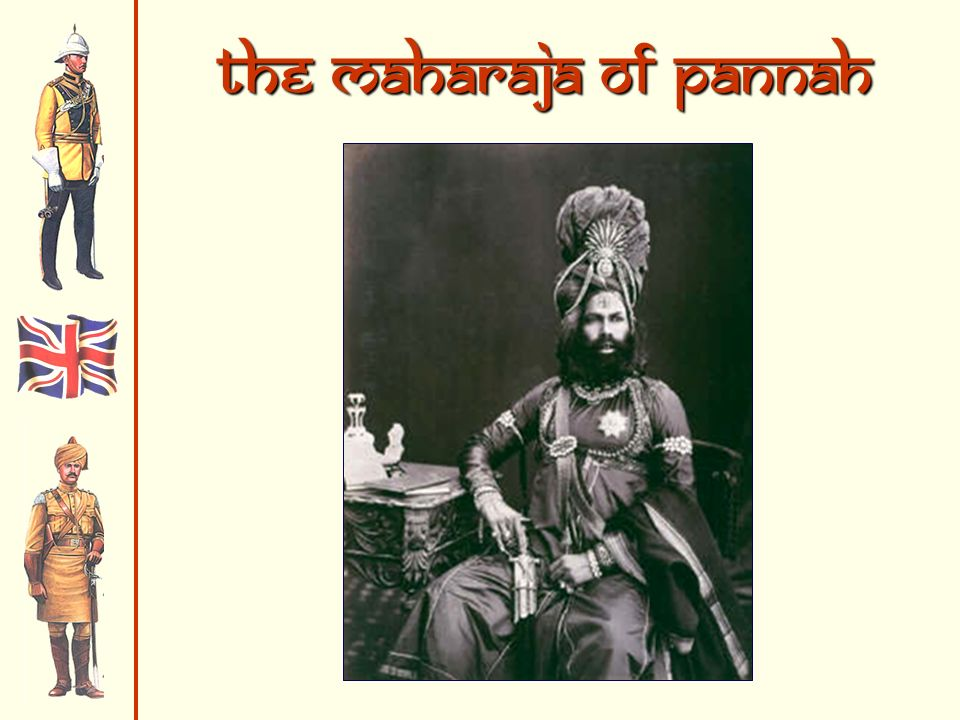 The Maharaja of Pannah
