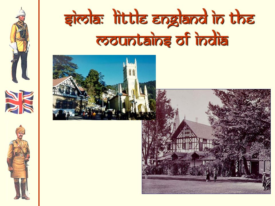 Simla: Little England in the mountains of India