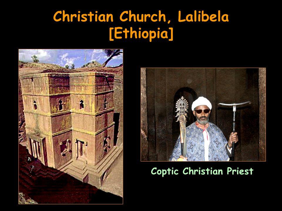 Coptic Christian Priest