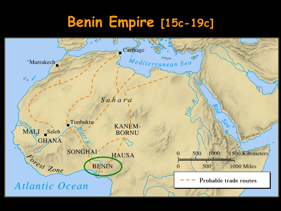 Benin Empire [15c-19c]