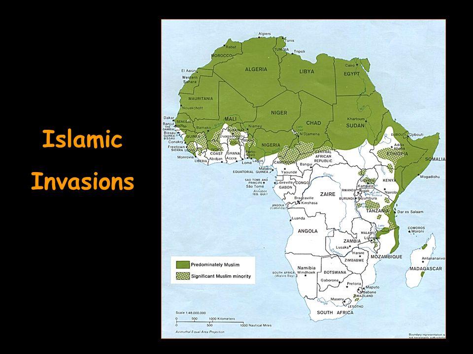 Islamic Invasions