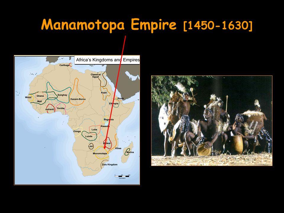 Manamotopa Empire [1450-1630]