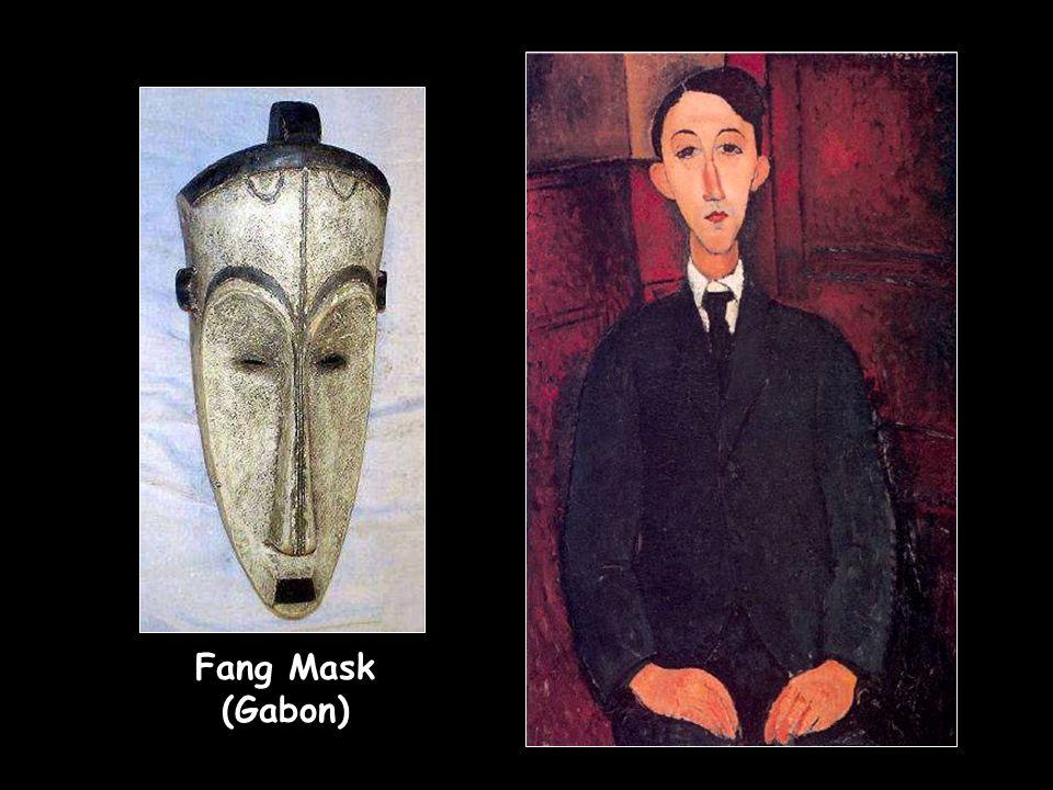 Fang Mask (Gabon)