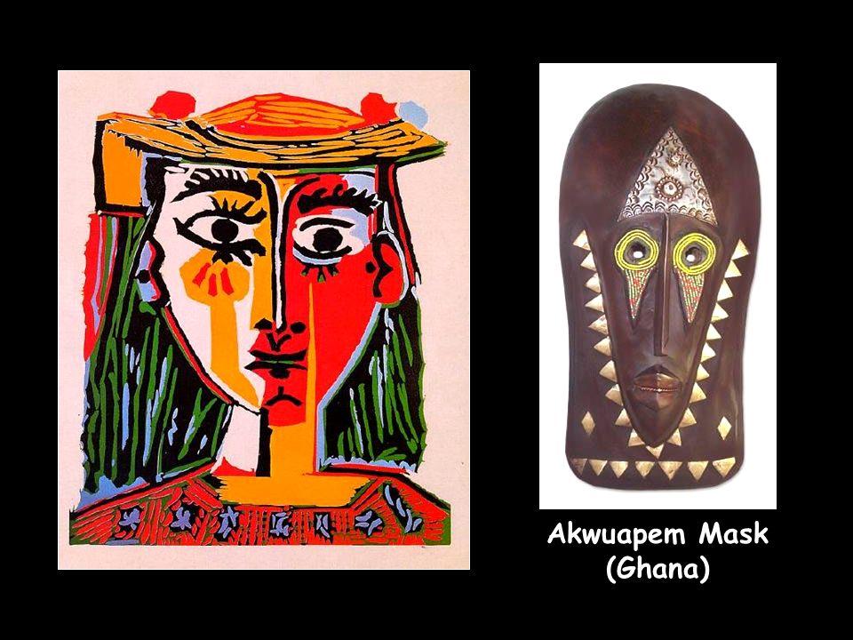 Akwuapem Mask (Ghana)