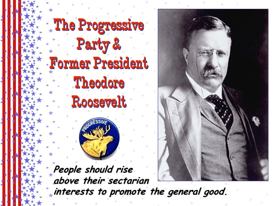 The Democratic Party & Governor Woodrow Wilson (NJ) Could he rescue the Democratic Party from Bryanism??