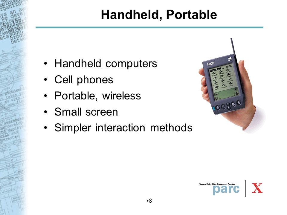 9 Embedded in Devices Convergence of TV (WebTV) Embedded in appliances Phone, refrigerator, microwave