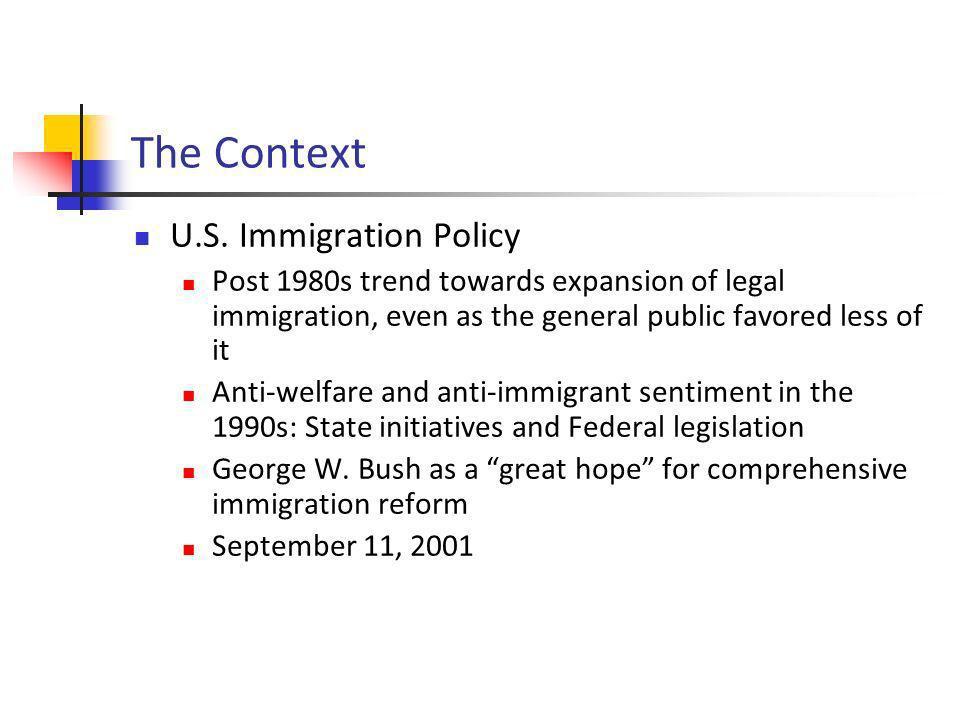 The Context U.S.