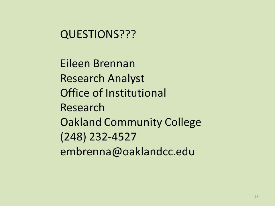 16 QUESTIONS .