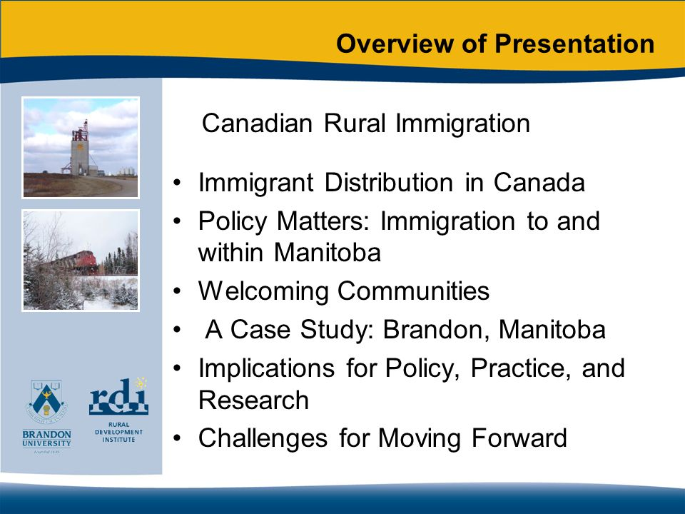 Canadian Attitudes Towards Immigration