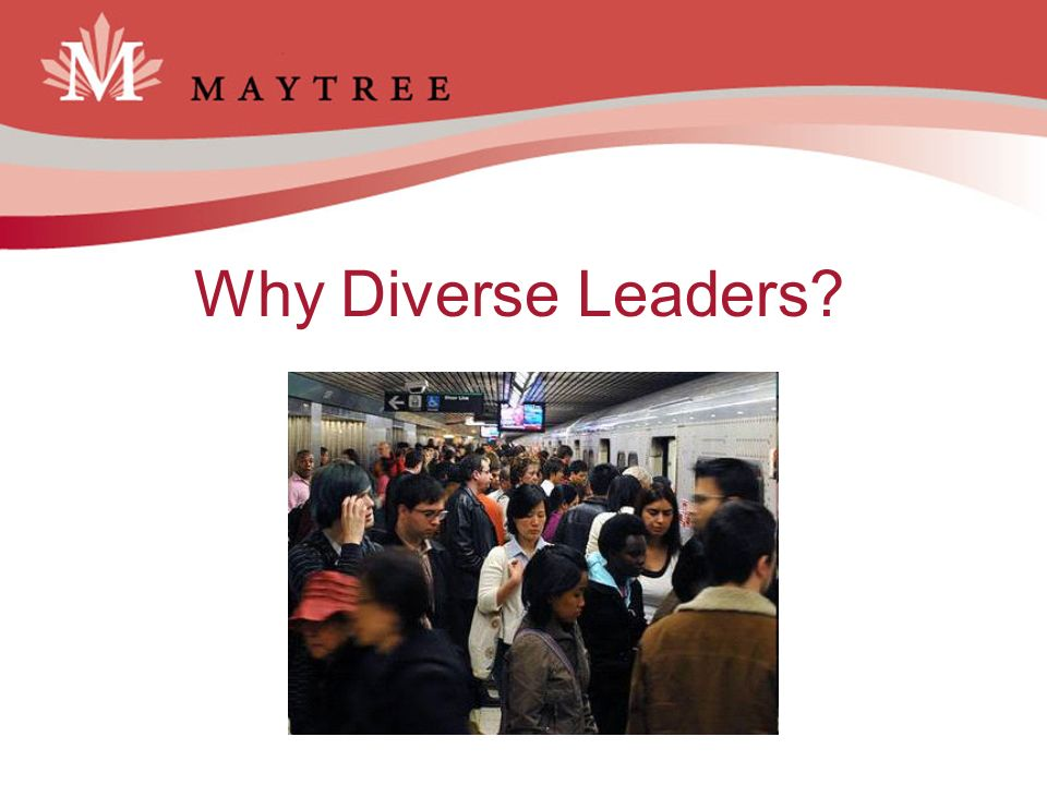 Why Diverse Leaders