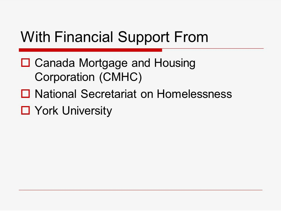 Issues and Gaps Most studies are snapshots at one point in time (LSIC is an exception); Trajectory studies tend to be retrospective Advantages and disadvantages of census-based analyses versus more local in-depth questionnaire-based studies Few studies effectively capture issues of housing need and housing satisfaction Considerable debate about the most effective way of measuring discrimination Homelessness not as serious as in the general population; definitional and measurement problems; social networks Little analysis of immigrants and refugees in the social housing sector; contribution to social cohesion and integration