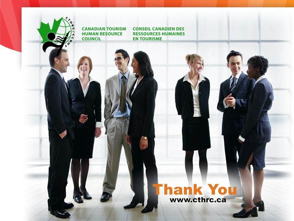 Thank You www.cthrc.ca