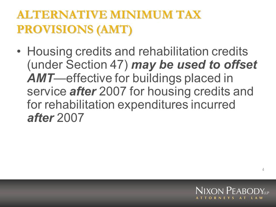 25 GENERAL PUBLIC USE Project may still qualify for housing credits even if occupancy restrictions or preferences that favor tenants with: –Special needs, or –Are members of a specified group under federal or state housing program or policy that supports housing for such group, or –Are involved in artistic or literary activities