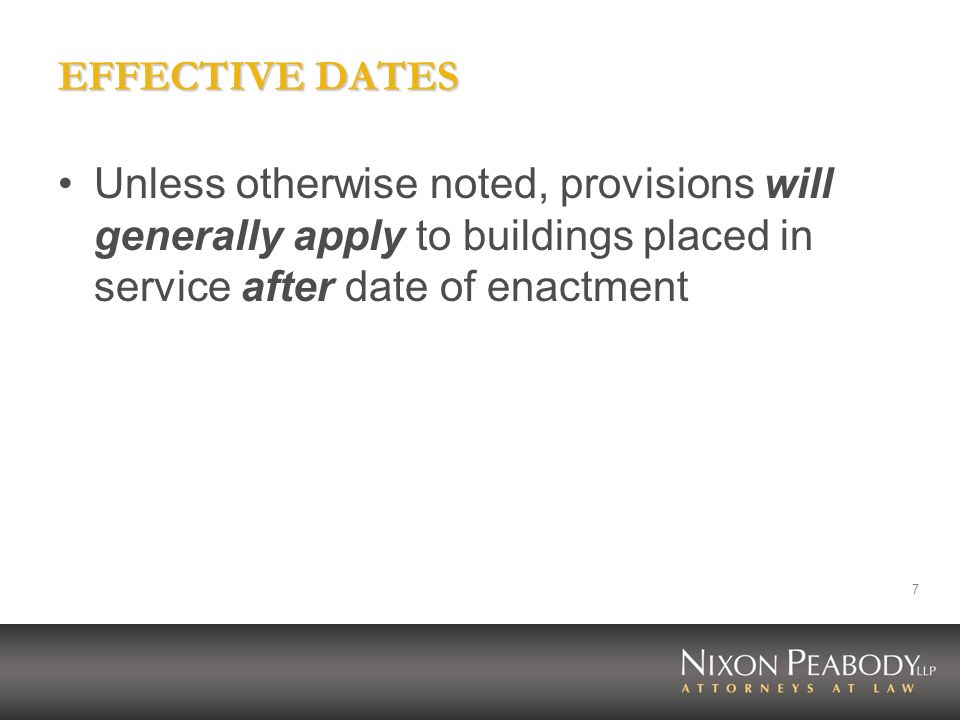 28 MULTIFAMILY HOUSING BONDS Multifamily housing bonds may be refunded (i.e., no new volume cap required) if: –Refunding bond is issued within six months of repayment of loan made with original bonds –Refunding bond issued within four years of original issuance –Maturity of refunding bond not later than 34 years after original bond is issued –TEFRA approval process is followed