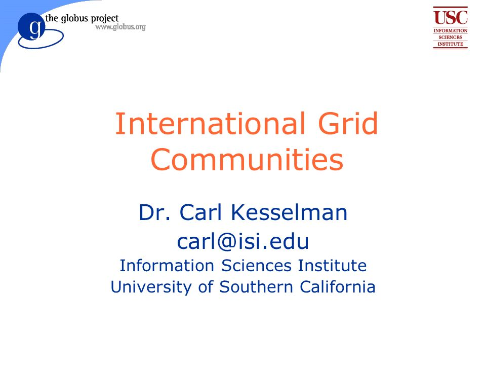 International Grid Communities Dr.