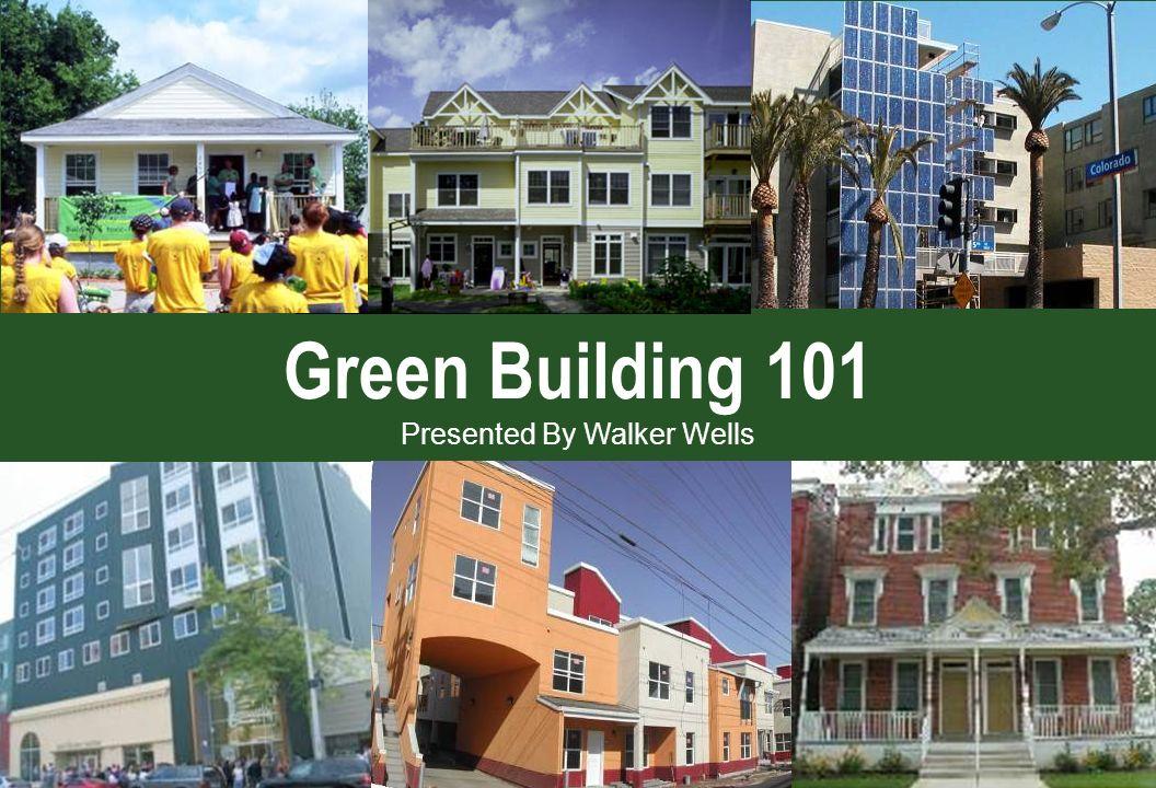 Top 22 No/Low Cost Green Building Strategies ENERGY 1.