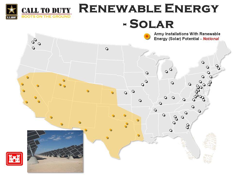 Renewable Energy - Solar