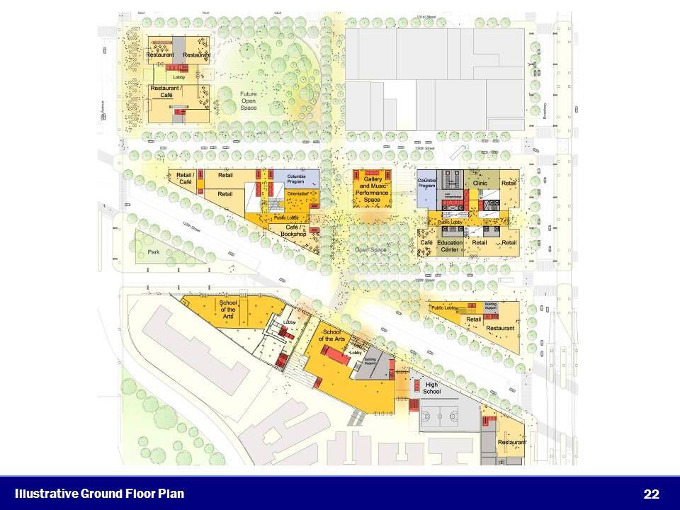 22 Illustrative Ground Floor Plan