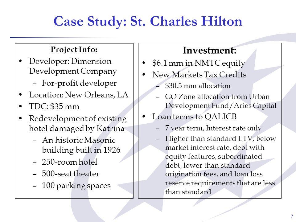 7 Case Study: St.