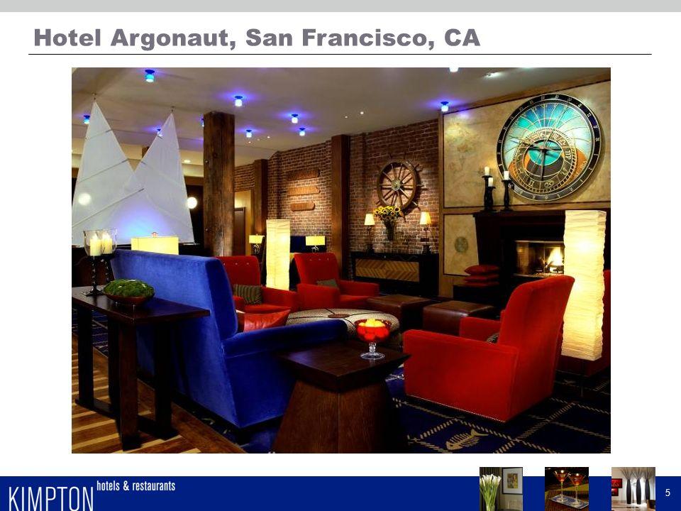 4 Hotel Argonaut, San Francisco, CA