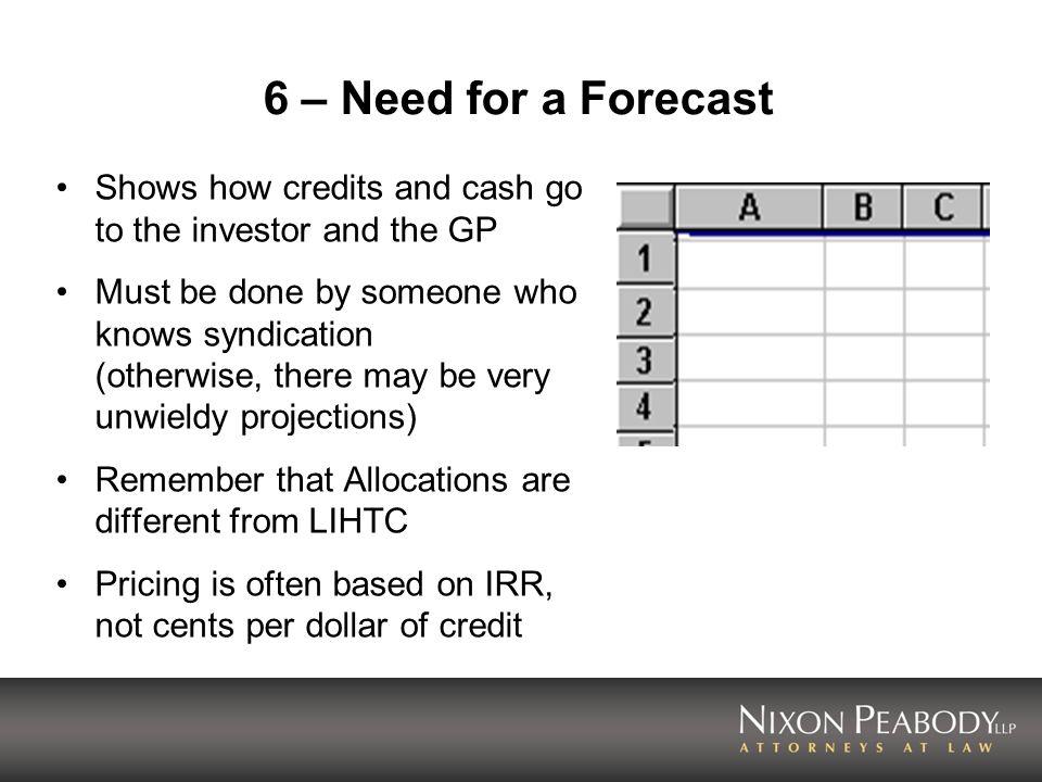 14 - Technical Rules Bonds reduce the ETC.