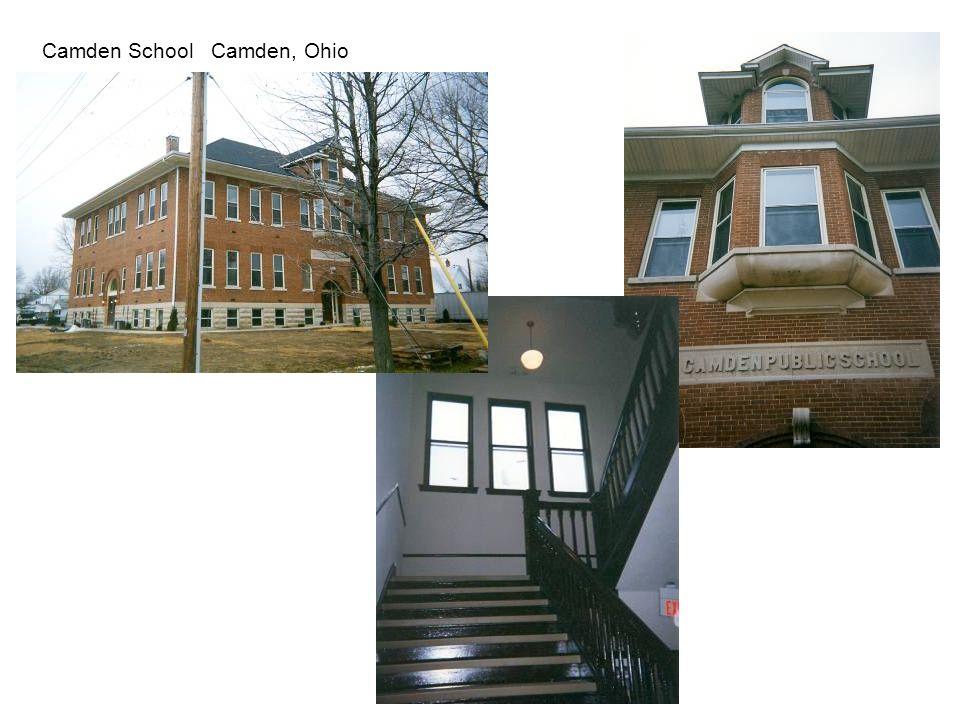 Camden School Camden, Ohio
