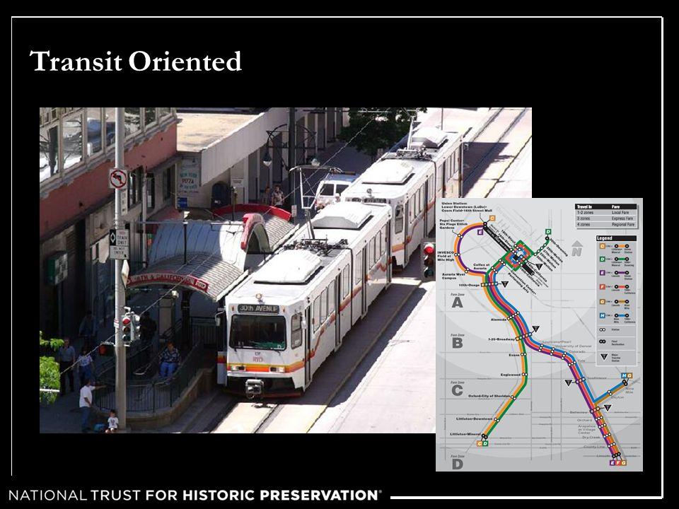 Transit Oriented