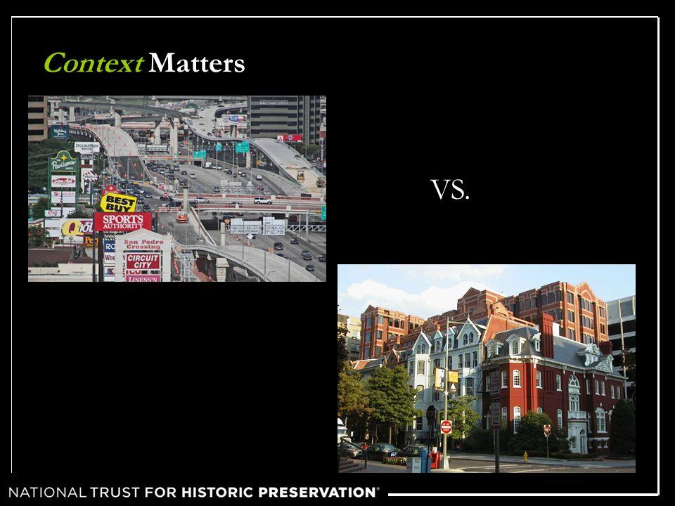 Context Matters VS.