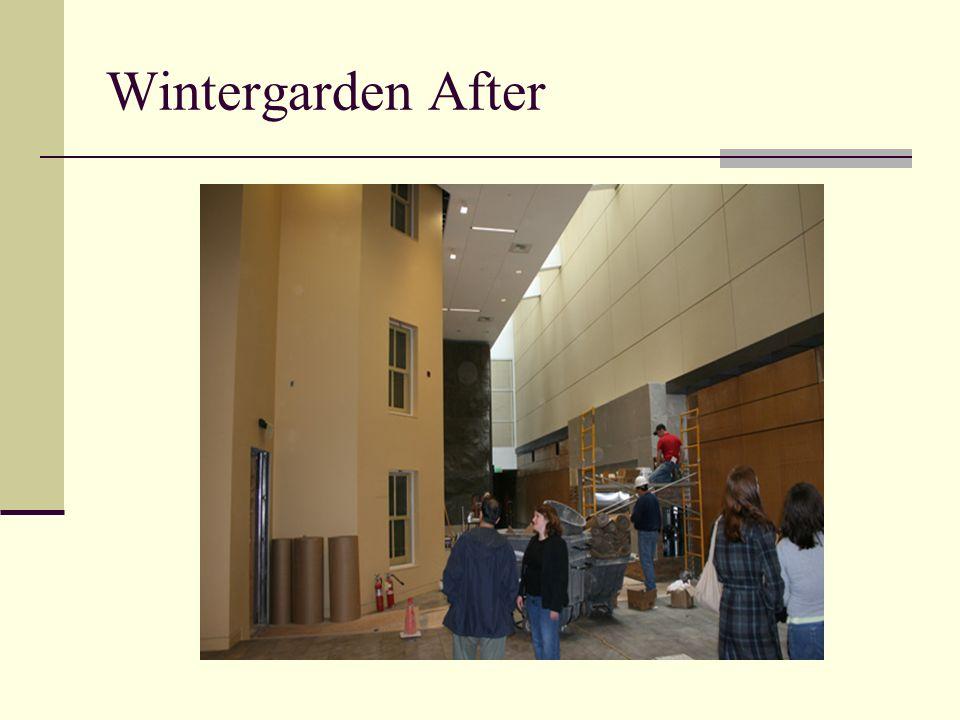 Wintergarden After