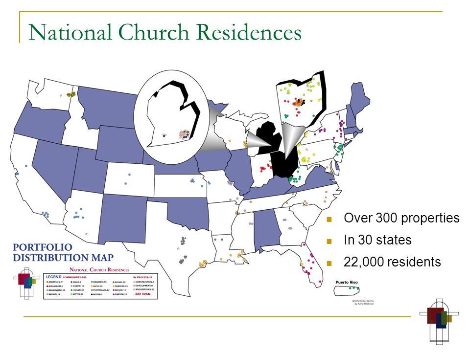National Church Residences Lighting Retrofit Initiative