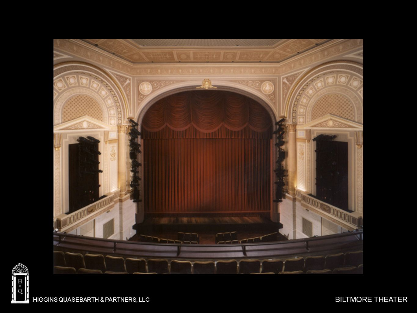 HIGGINS QUASEBARTH & PARTNERS, LLC BILTMORE THEATER