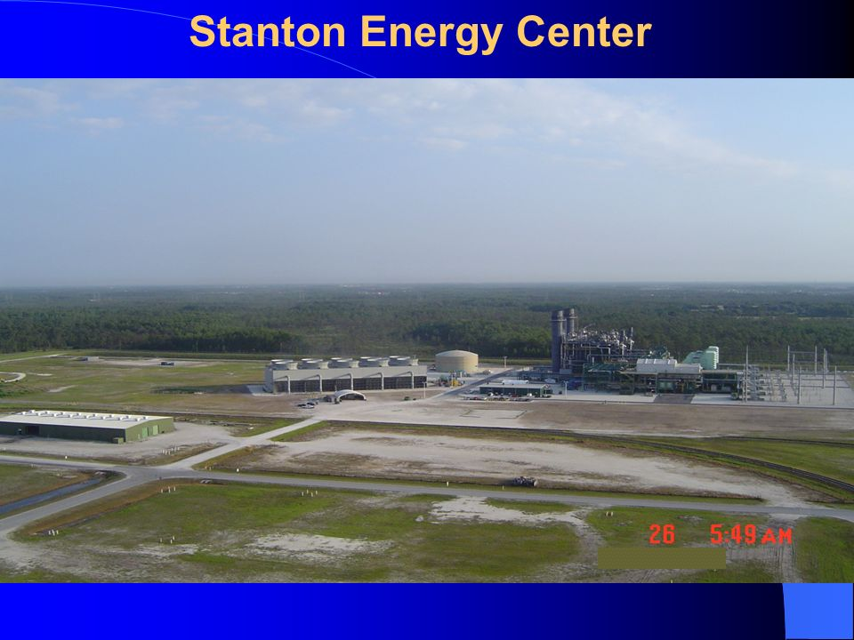 Stanton Energy Center