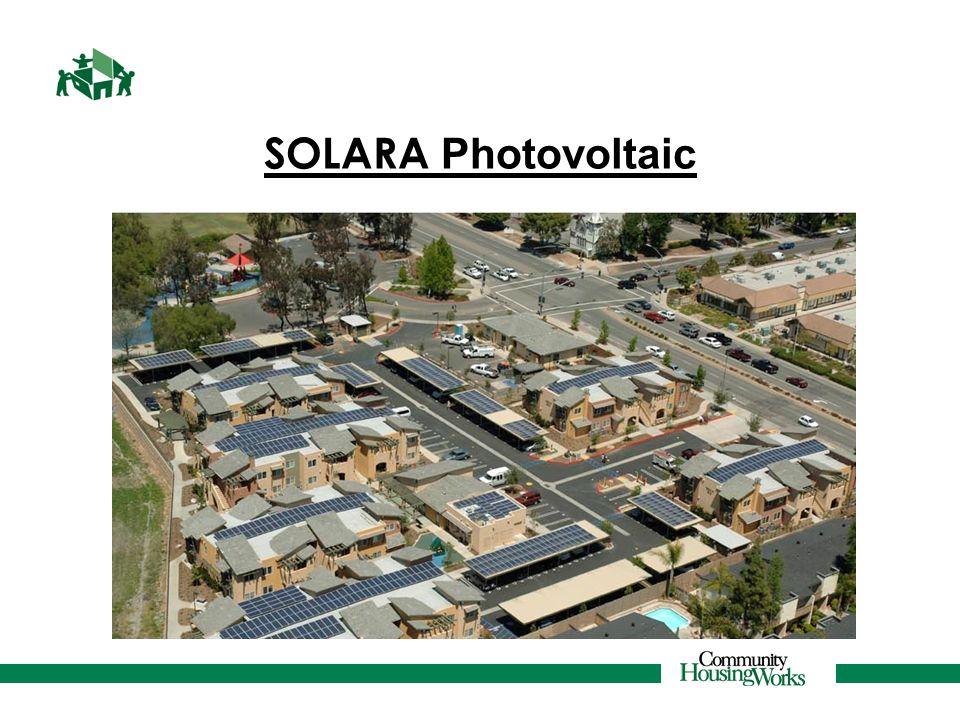 SOLARA Photovoltaic